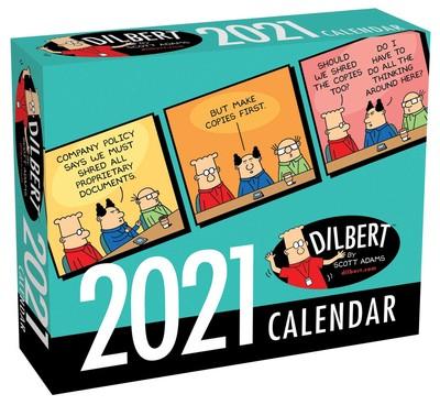 Dilbert 2021 Day-To-Day Calendar Dilbert 2021 Day to Day Calendar   Book Summary & Video | Official