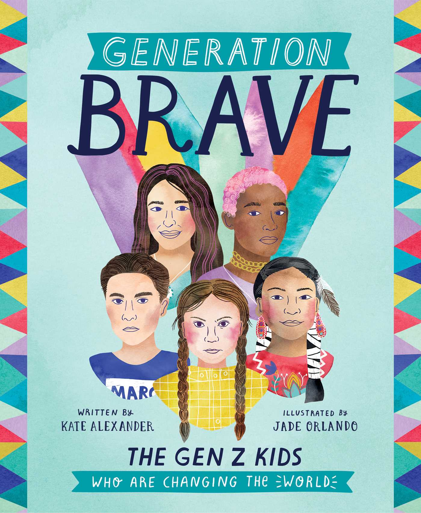 Generation Brave | Book by Kate Alexander | Official Publisher Page | Simon  & Schuster