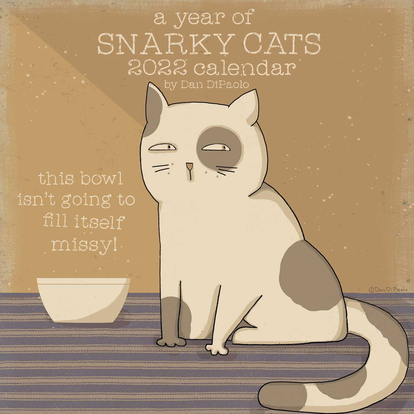Cat Calendar 2022.A Year Of Snarky Cats 2022 Wall Calendar Book Summary Video Official Publisher Page Simon Schuster