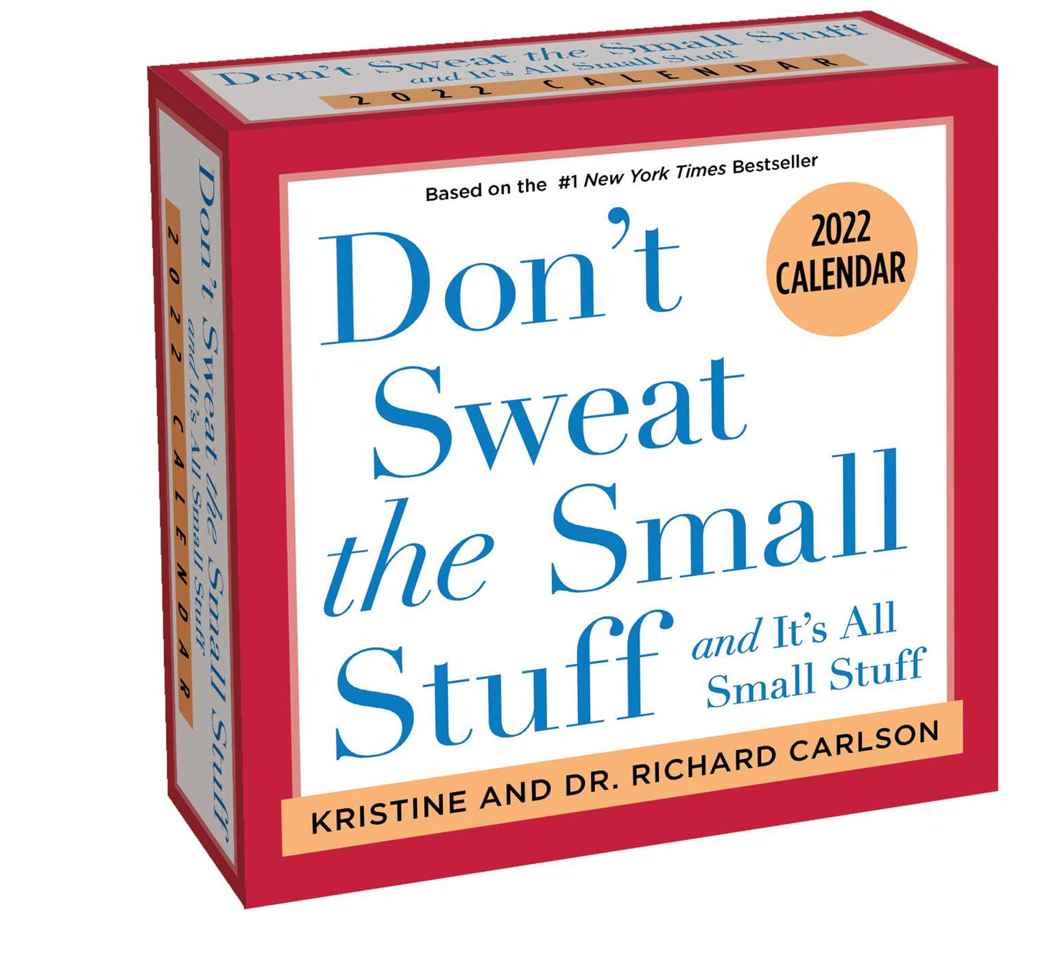 2022 Calendar Cover.Don T Sweat The Small Stuff 2022 Day To Day Calendar Book Summary Video Official Publisher Page Simon Schuster