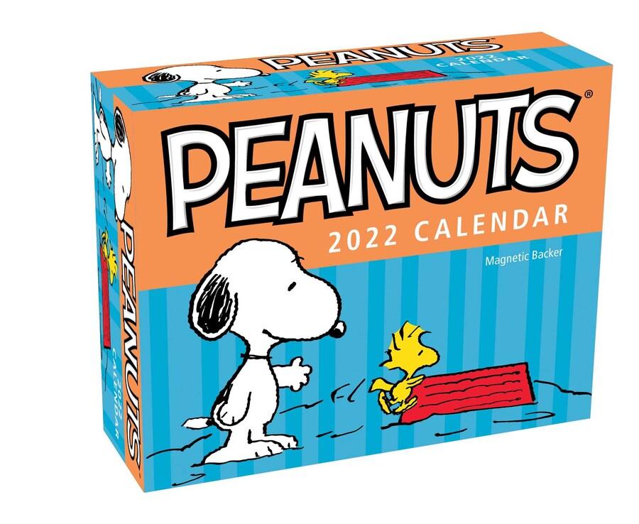 Mini 2022 Calendar.Peanuts 2022 Mini Day To Day Calendar Book Summary Video Official Publisher Page Simon Schuster
