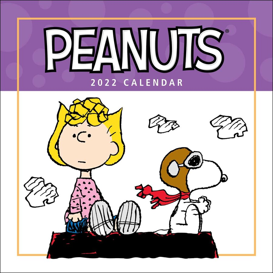 Unm 2022 Calendar.Peanuts 2022 Wall Calendar Book Summary Video Official Publisher Page Simon Schuster