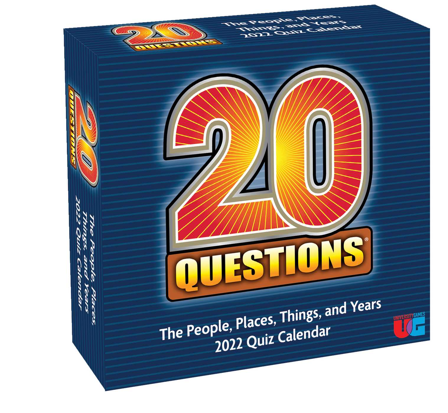 Ohio University 2022 Calendar.20 Questions 2022 Day To Day Calendar Book Summary Video Official Publisher Page Simon Schuster