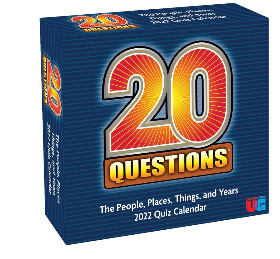 University Of Utah Calendar 2022.20 Questions 2022 Day To Day Calendar Book Summary Video Official Publisher Page Simon Schuster