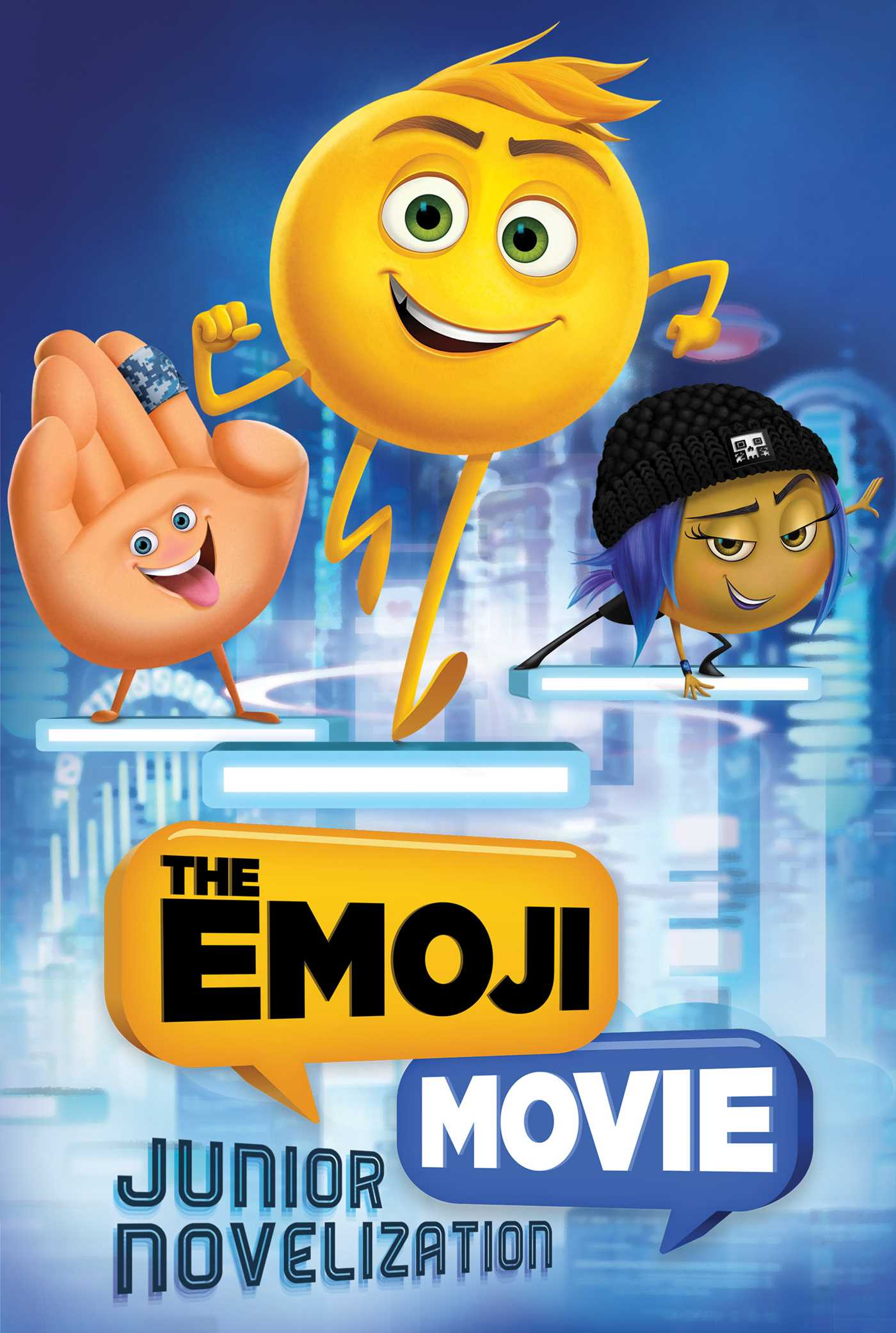 The emoji movie junior novelization 9781534400054 hr