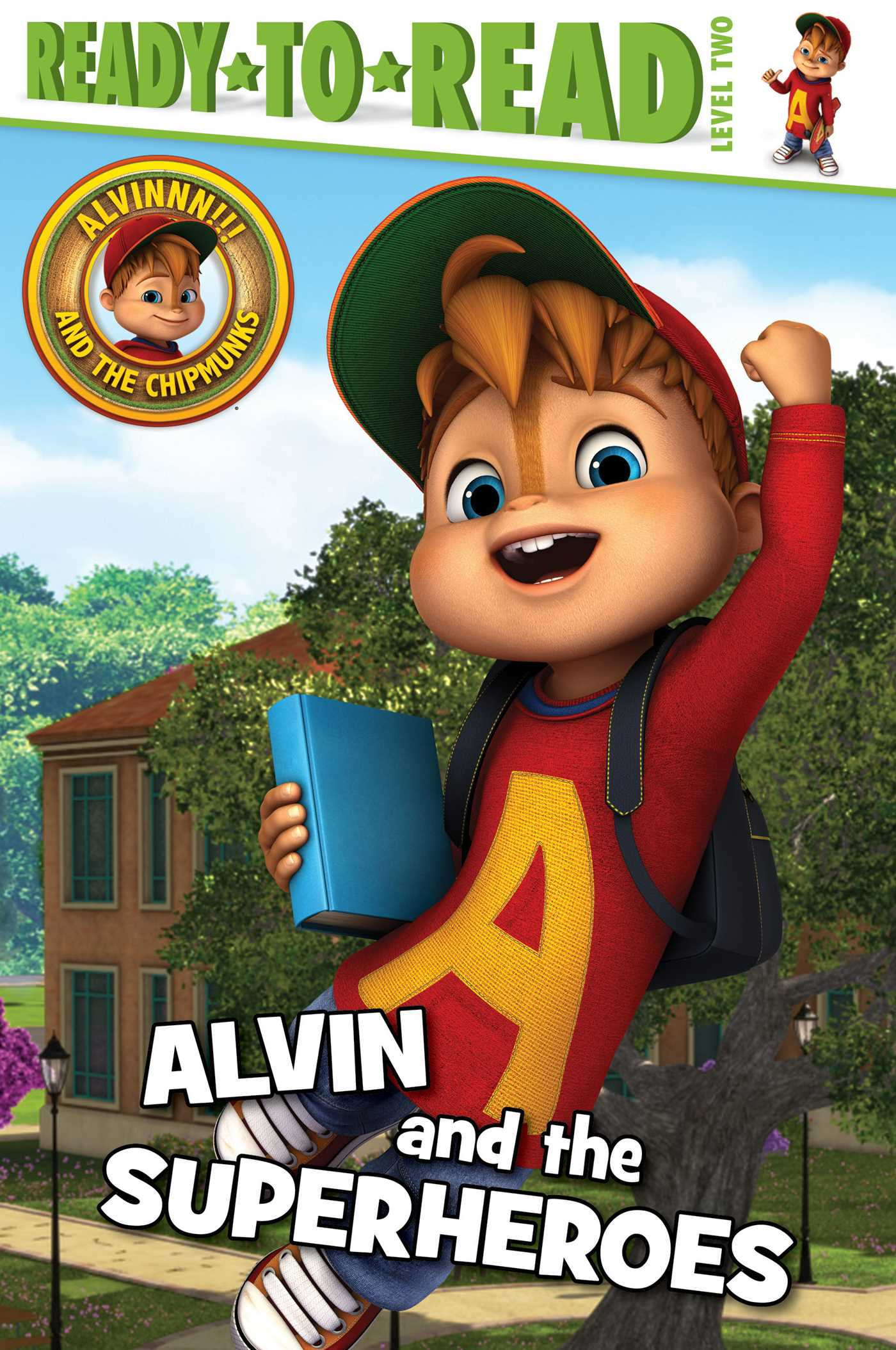 Alvin and the superheroes 9781534400092 hr