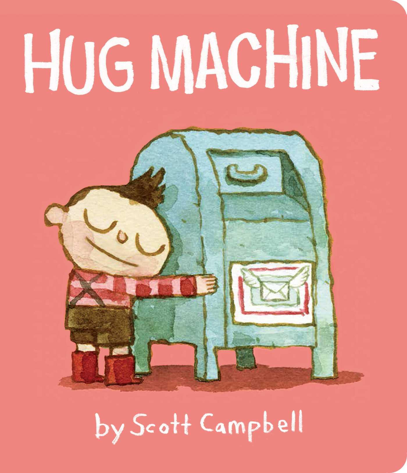 Hug machine 9781534400269 hr