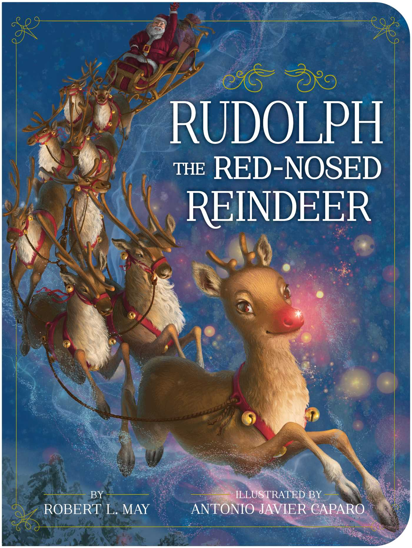 Rudolph The Red-Nosed Reindeer   Stay At Home Mum