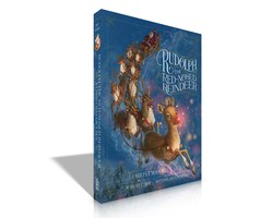 Rudolph the Red-Nosed Reindeer A Christmas Gift Set