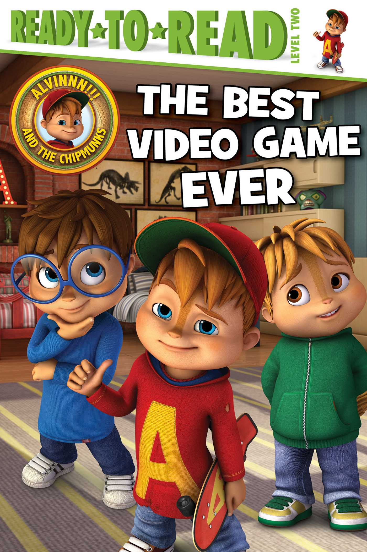 The best video game ever 9781534400474 hr