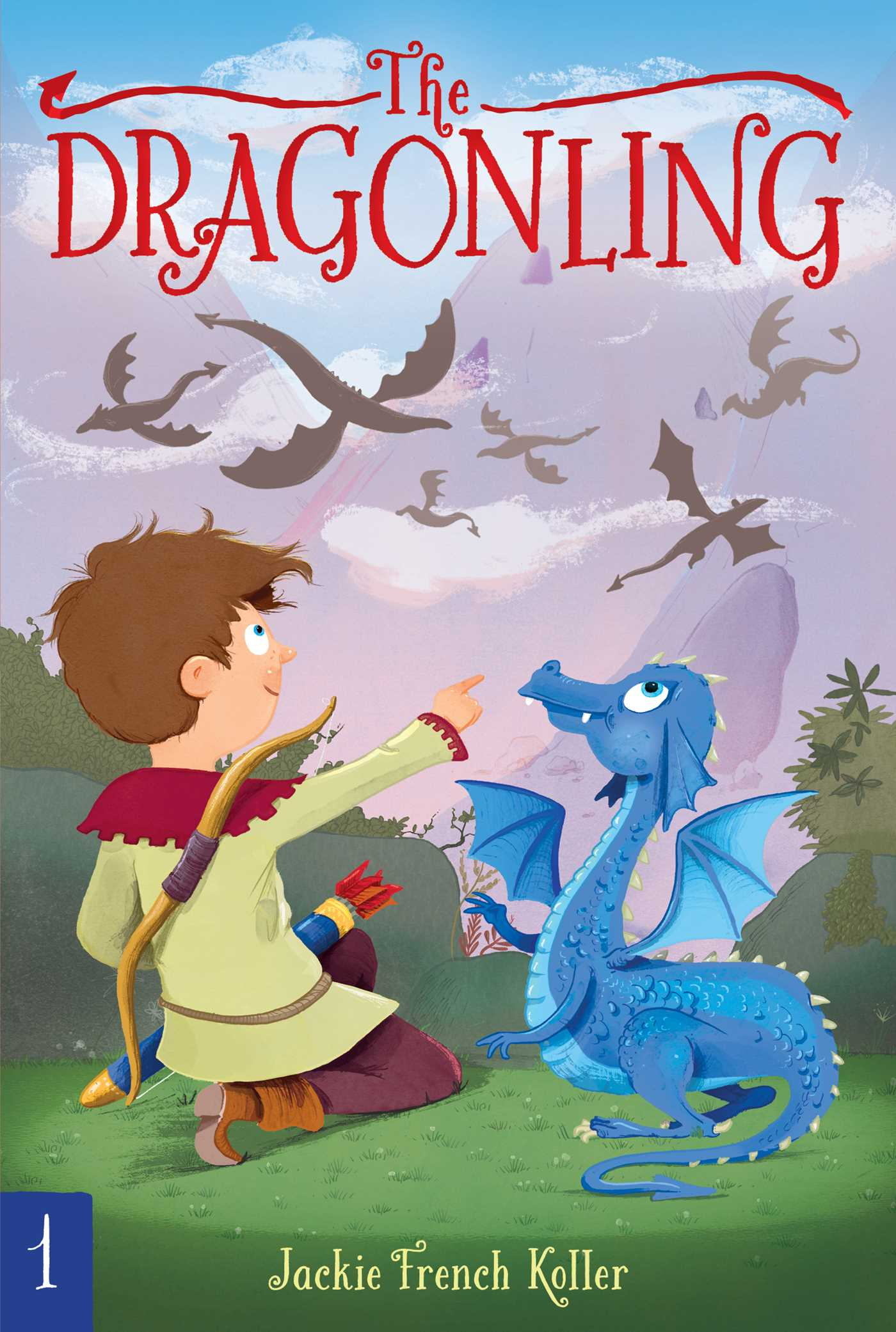 The dragonling 9781534400627 hr