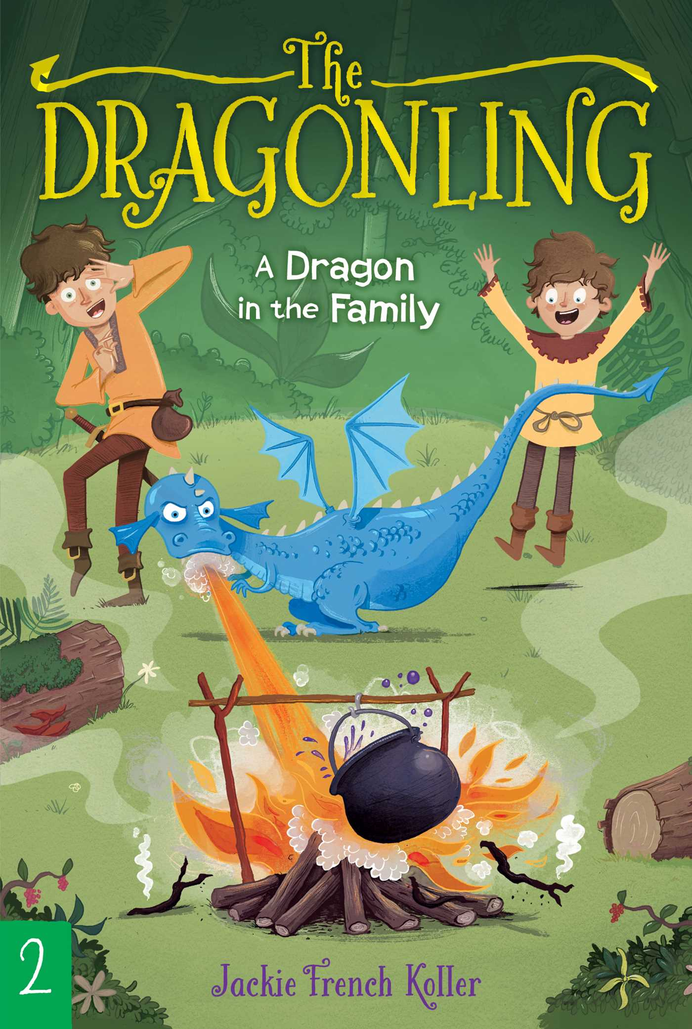 A dragon in the family 9781534400641 hr