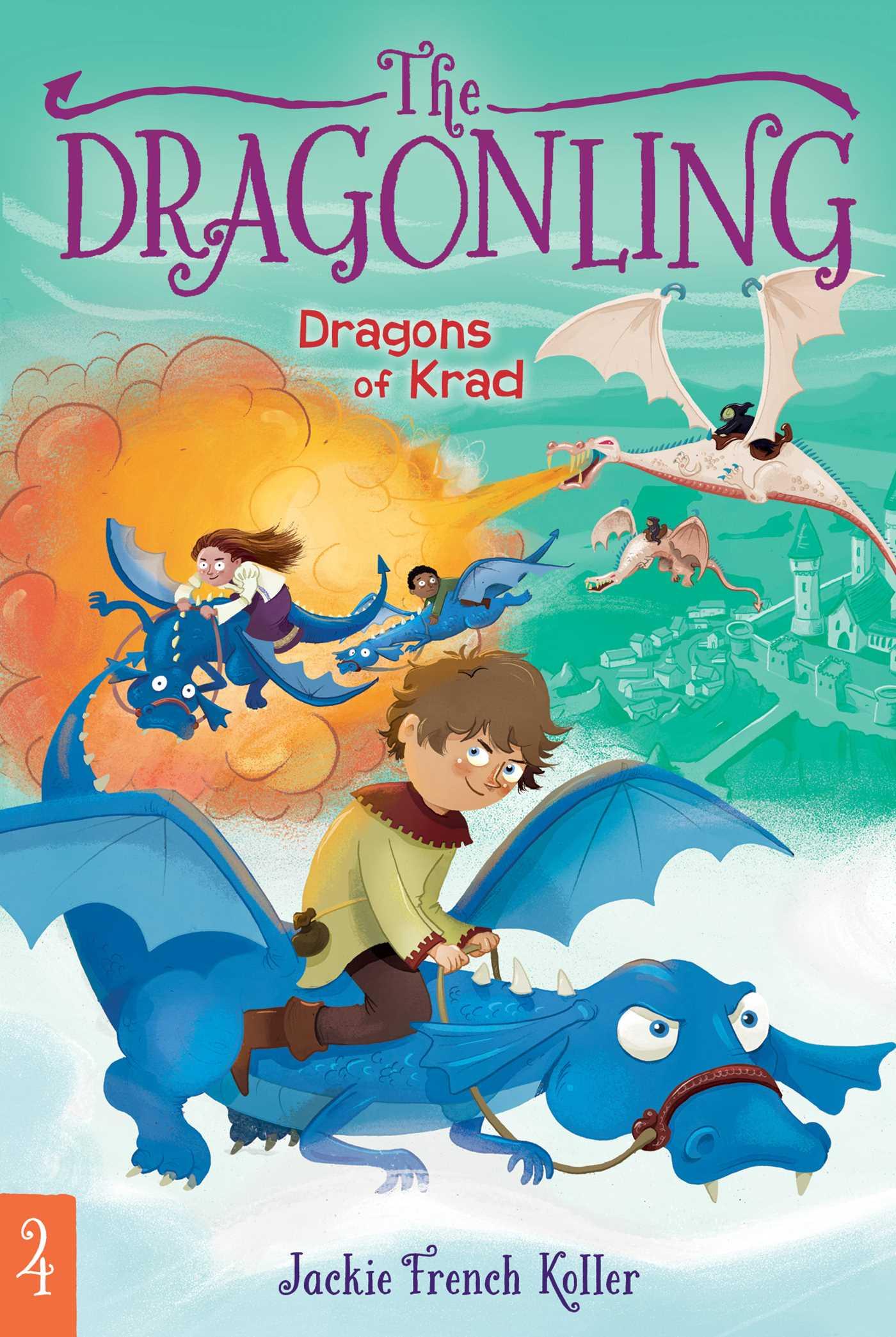 Dragons of krad 9781534400702 hr