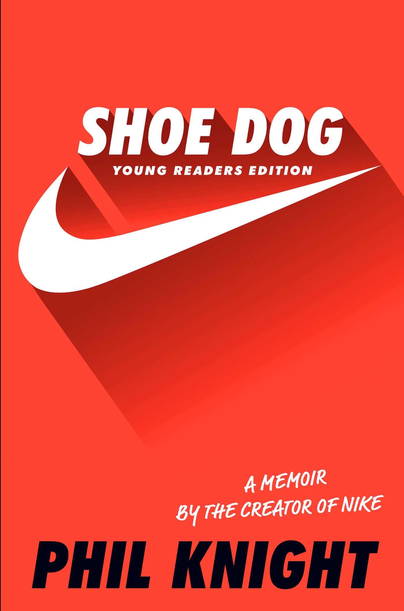 Shoe dog 9781534401181 hr