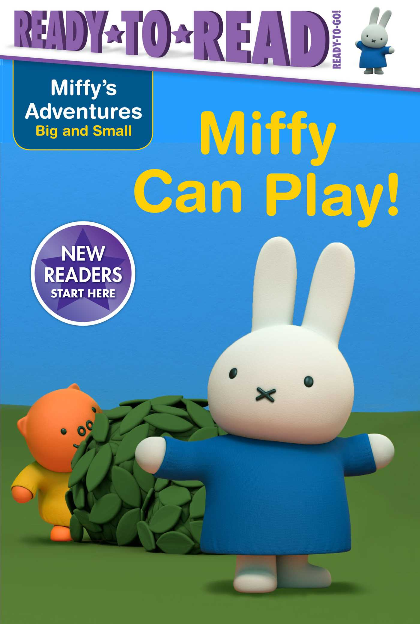 Miffy can play 9781534401273 hr