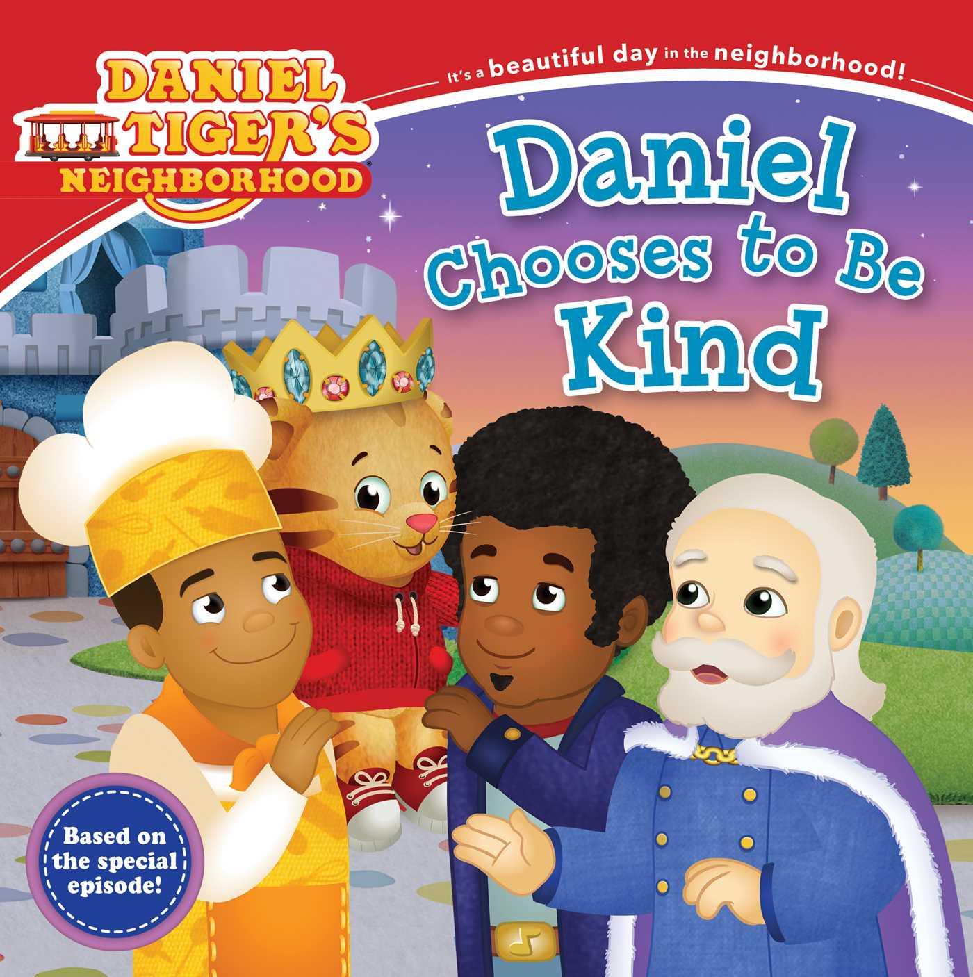 Daniel chooses to be kind 9781534401303 hr