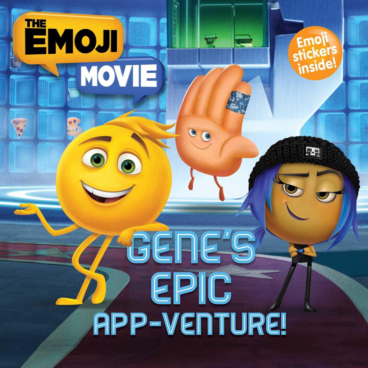Gene's Epic App-venture! | Book by Maggie Testa, Joey Chou