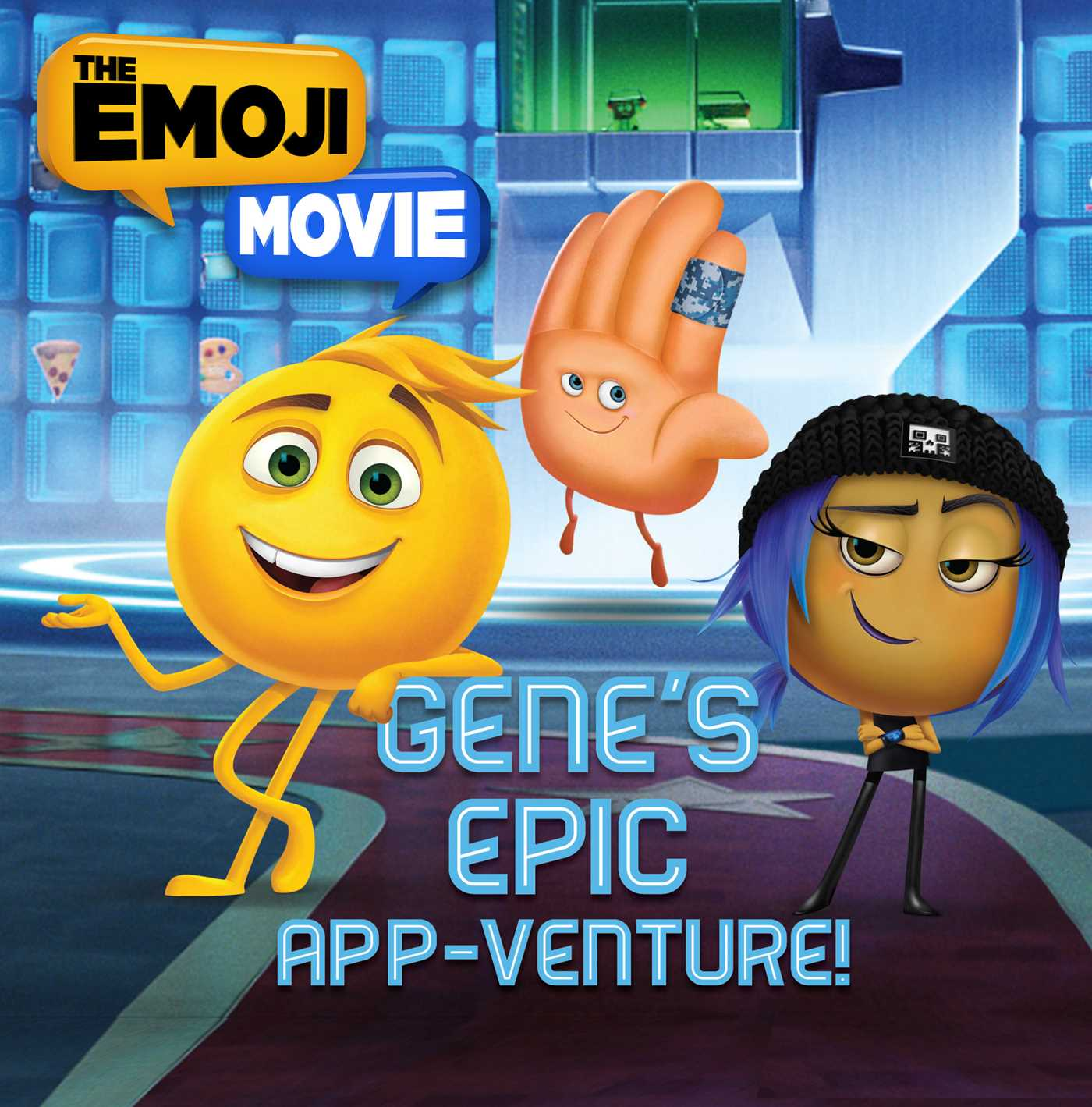 Genes epic app venture 9781534402157 hr