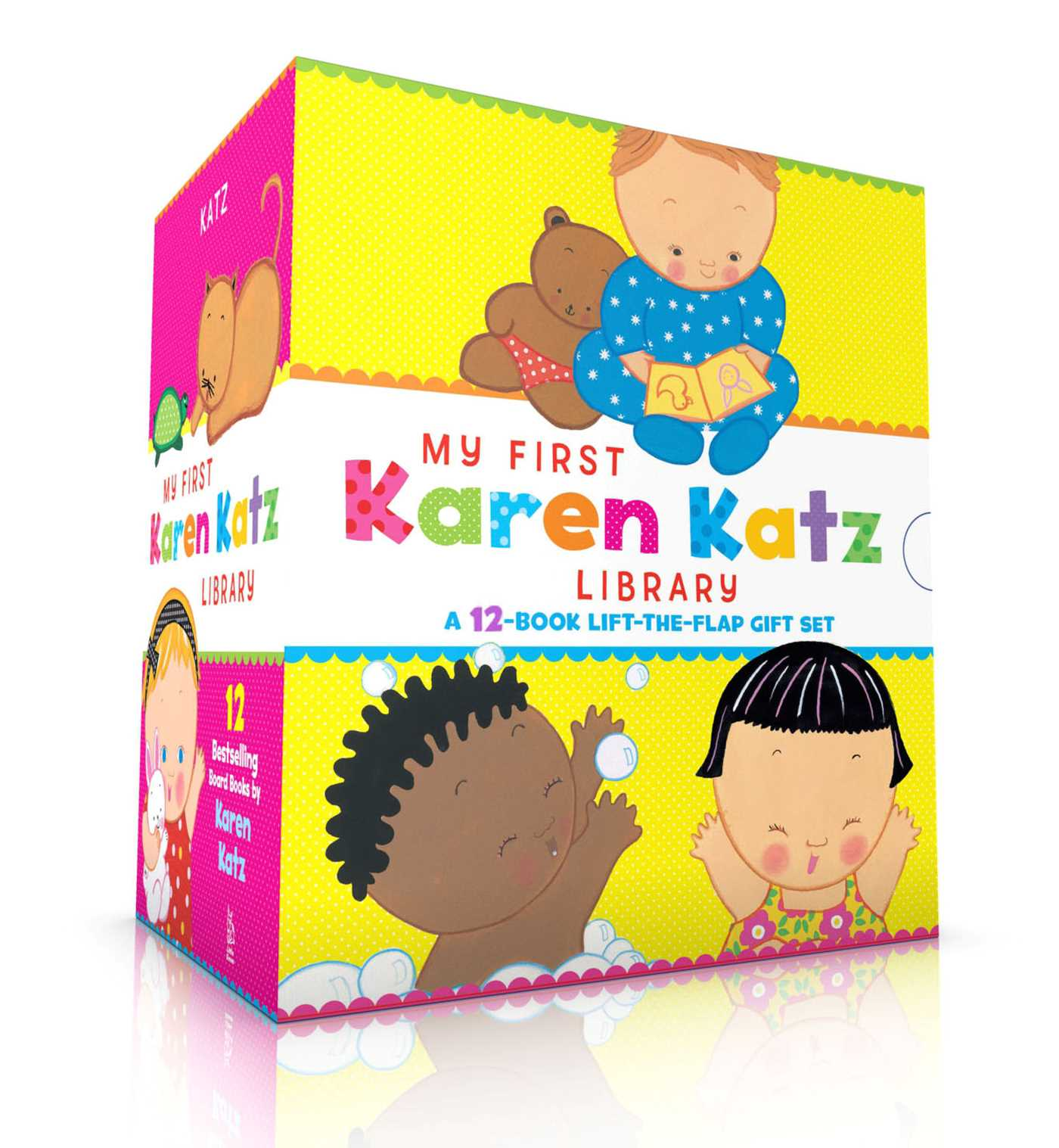 My first karen katz library 9781534402386 hr