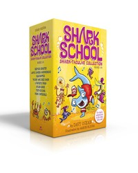 Shark School Shark-tacular Collection Books 1-8