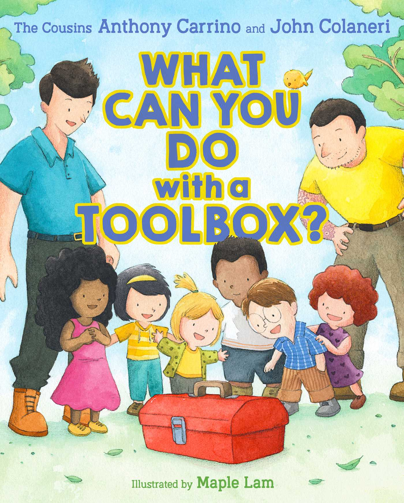 What can you do with a toolbox 9781534402966 hr