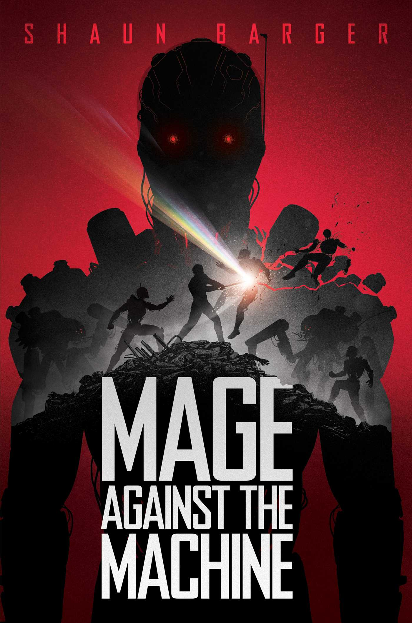 Mage against the machine 9781534403048 hr