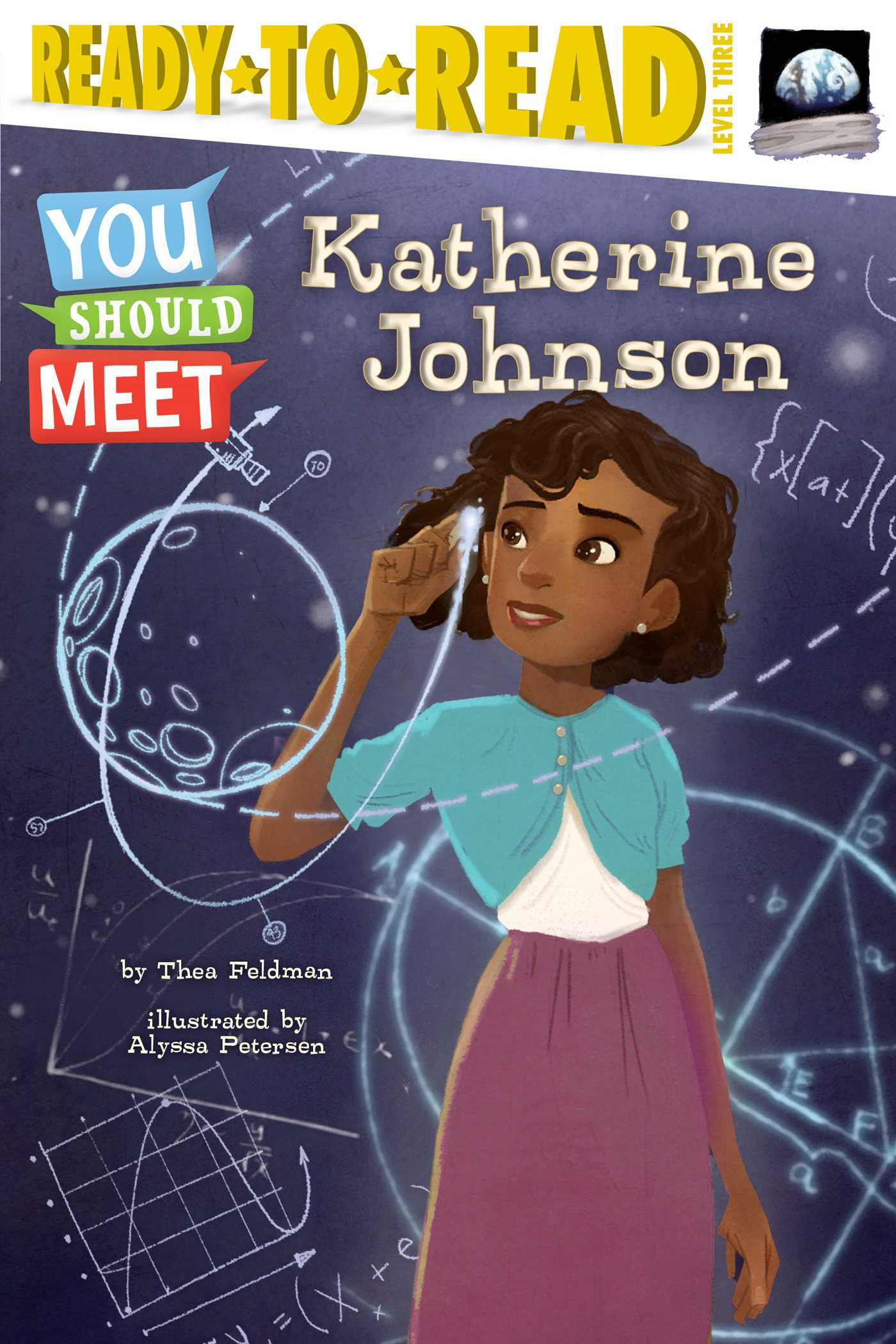 Katherine johnson 9781534403406 hr