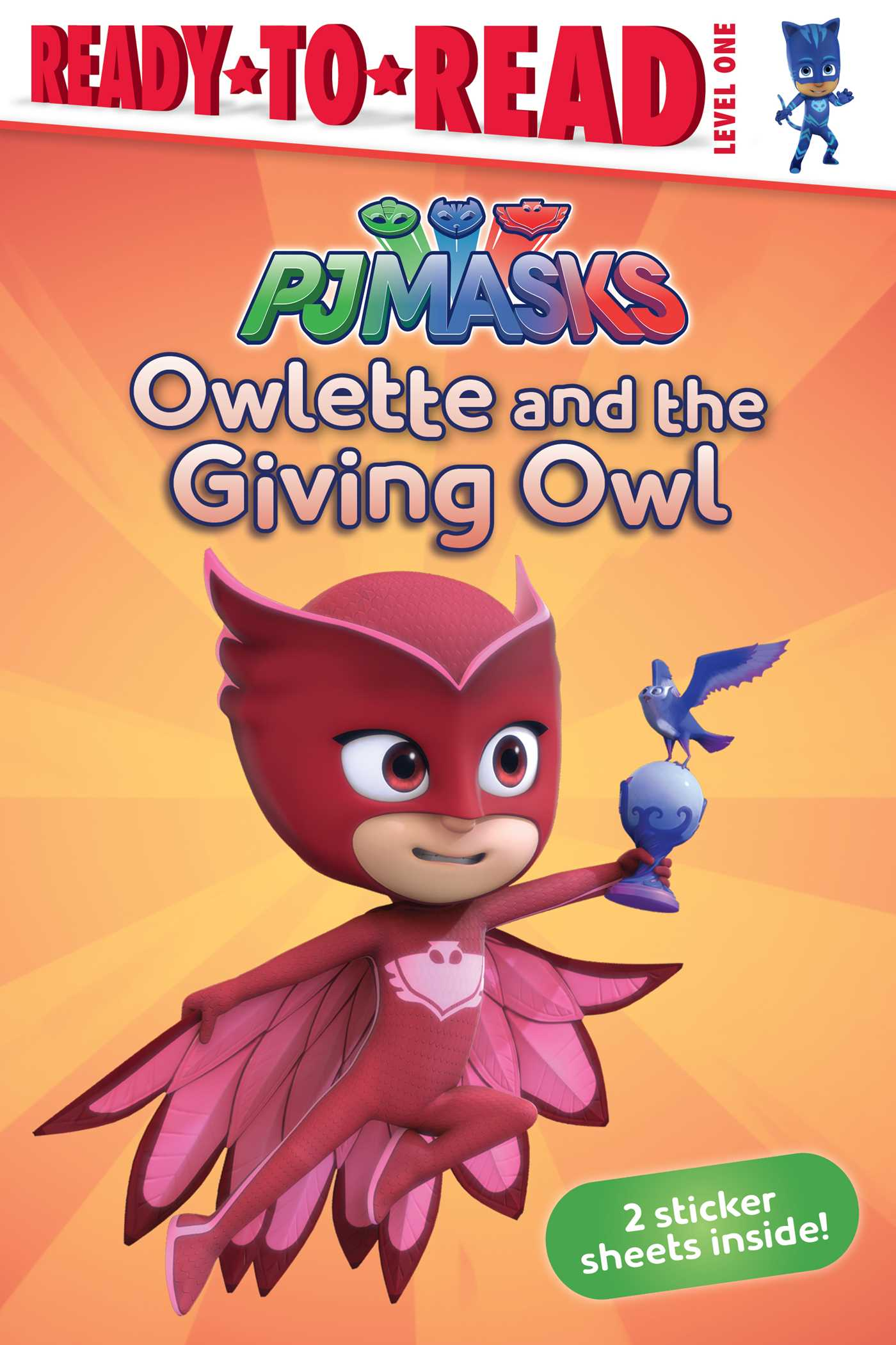 Owlette and the giving owl 9781534403758 hr
