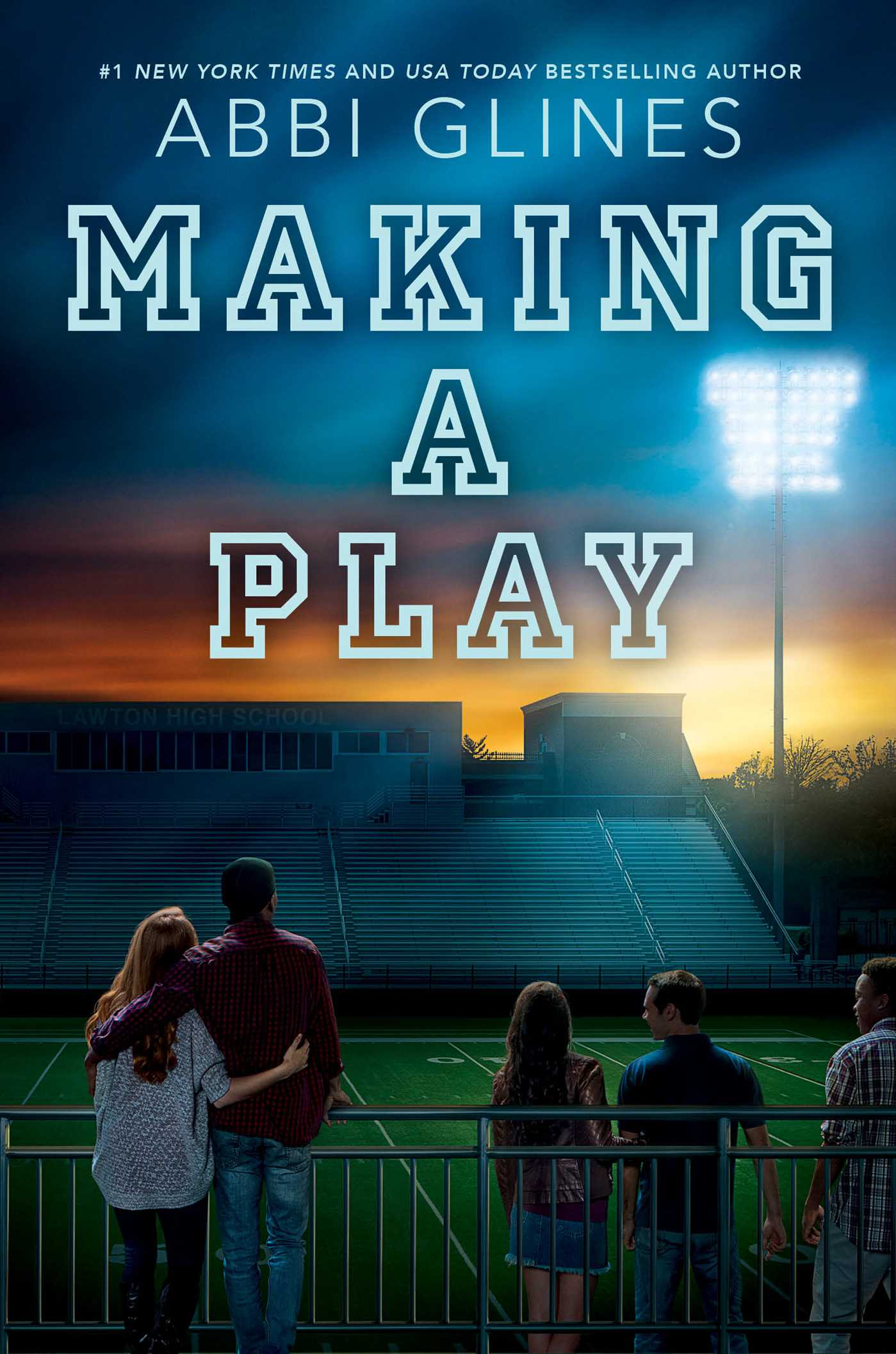 Image result for making a play by abbi glines