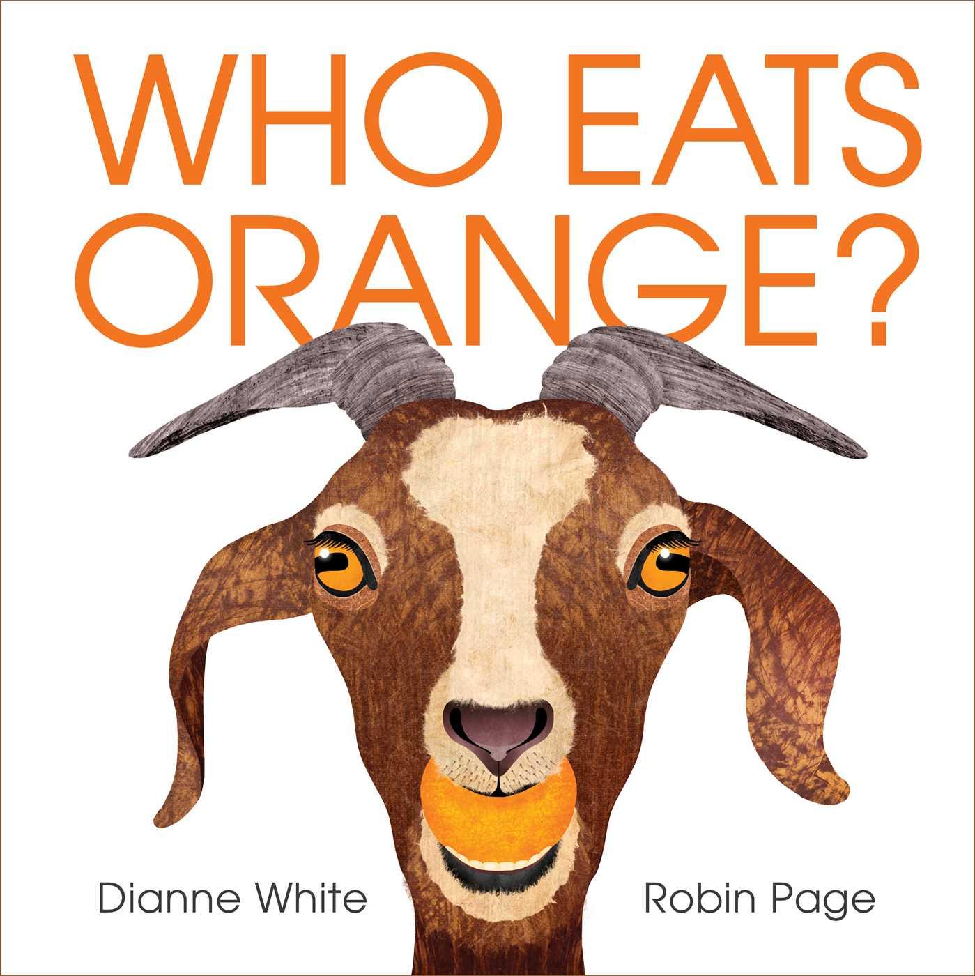 Who eats orange 9781534404083 hr