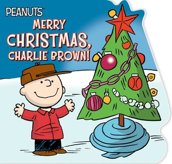 Merry Christmas, Charlie Brown! | Book by Charles M. Schulz, Cala ...