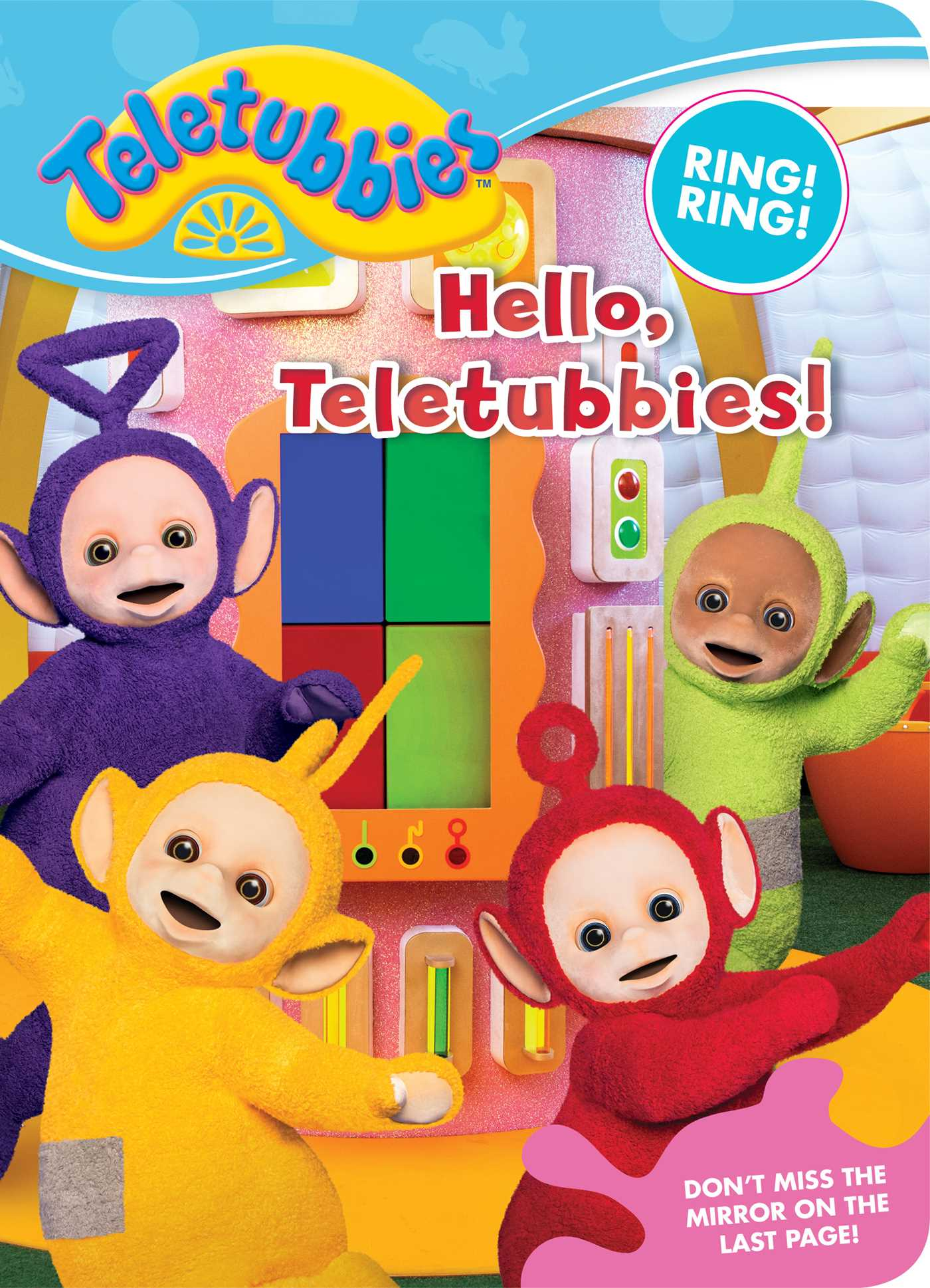 Hello, Teletubbies! | Book by Maggie Testa | Official ...