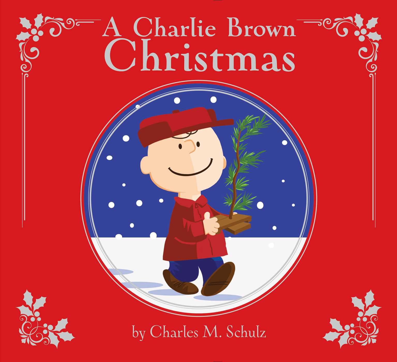 Christmas Book.A Charlie Brown Christmas Book By Charles M Schulz