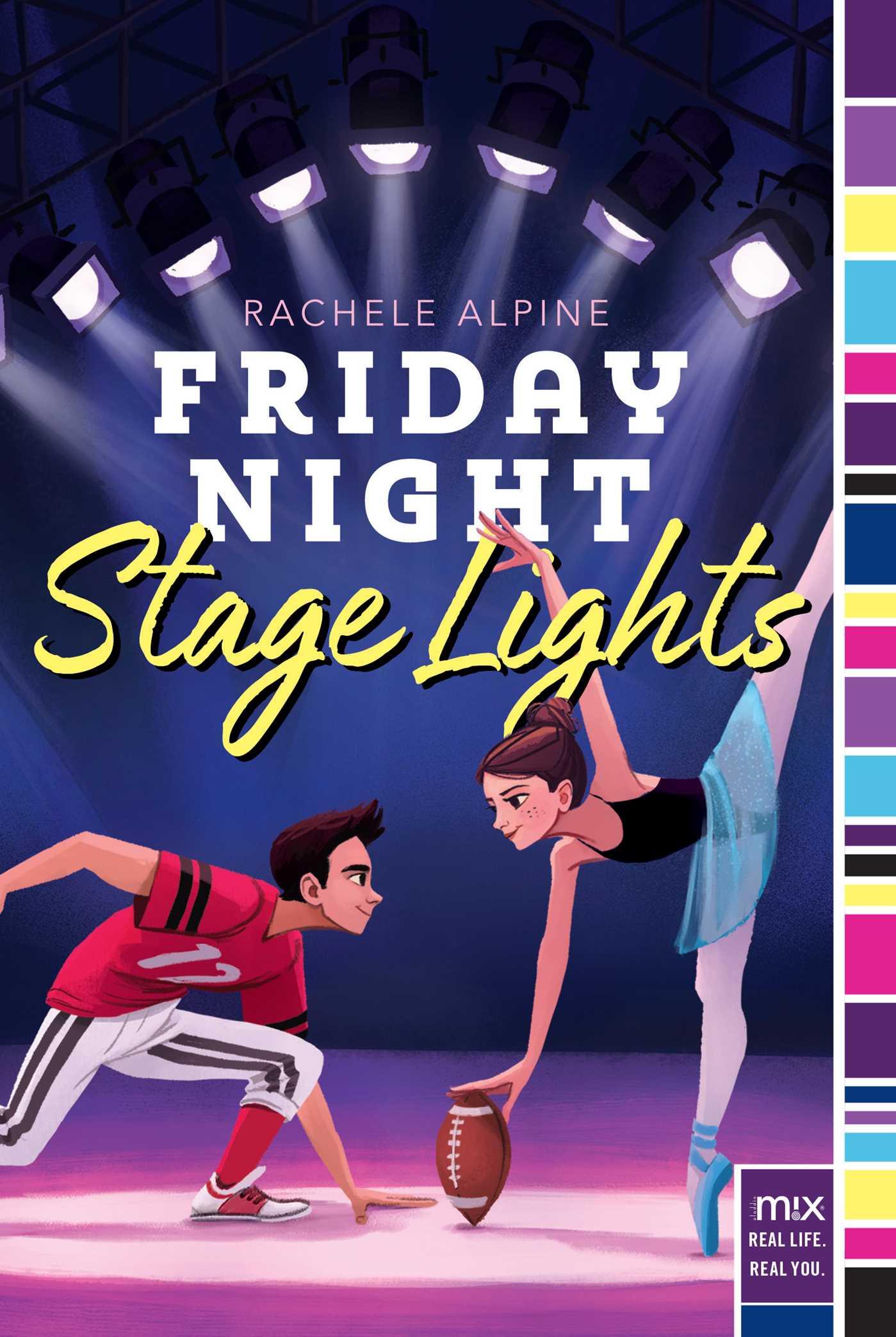 Friday night stage lights 9781534404588 hr