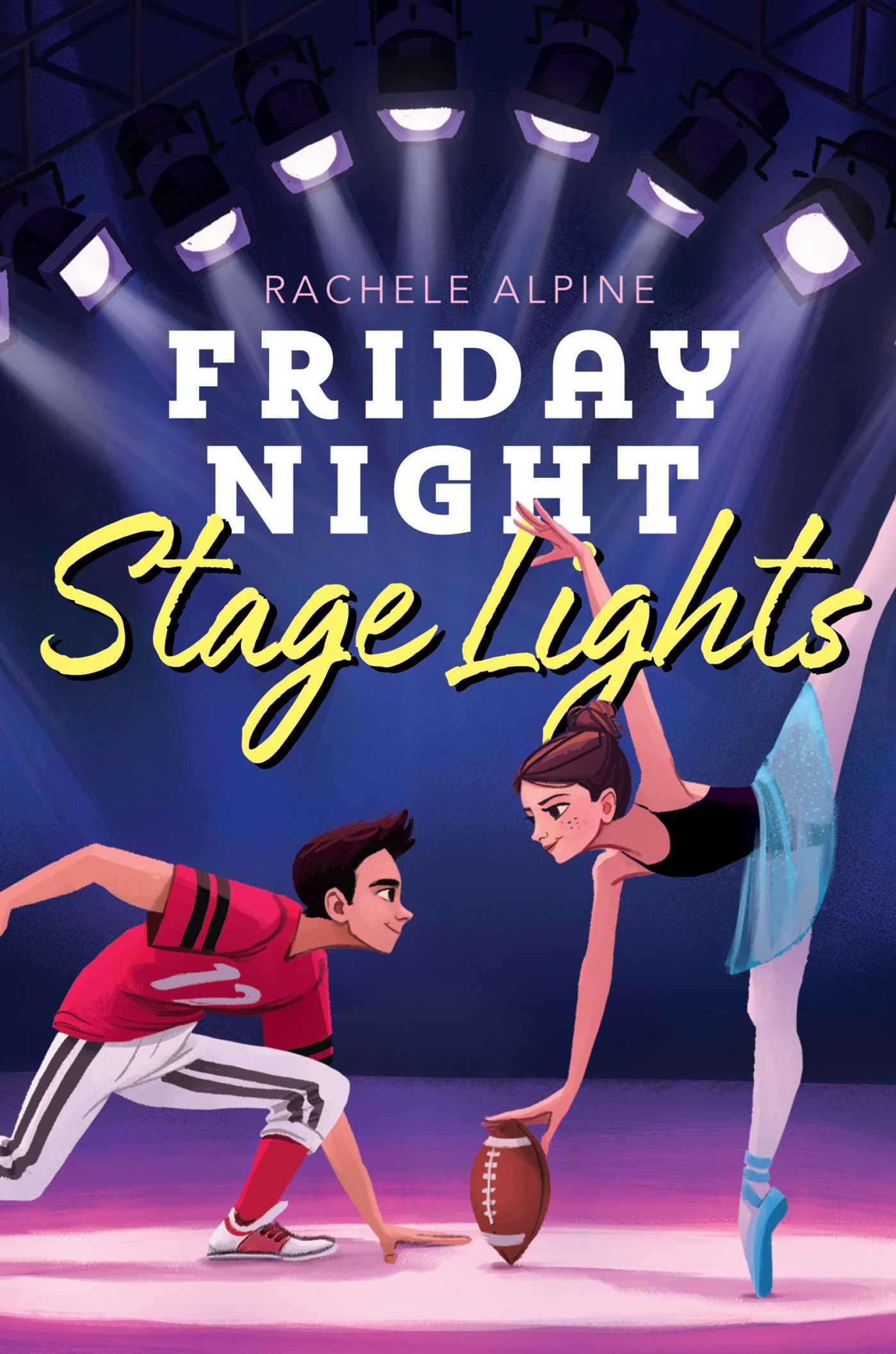 Friday night stage lights 9781534404595 hr