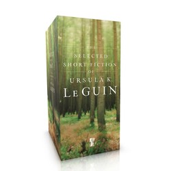 The Selected Short Fiction of Ursula K. Le Guin Boxed Set