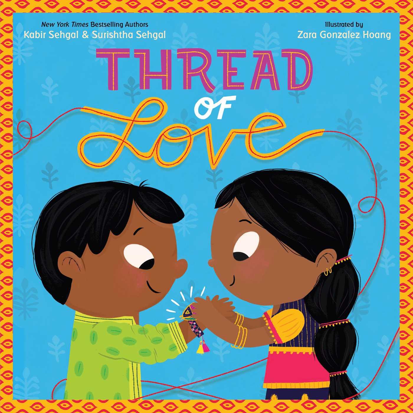 Thread of love 9781534404731 hr