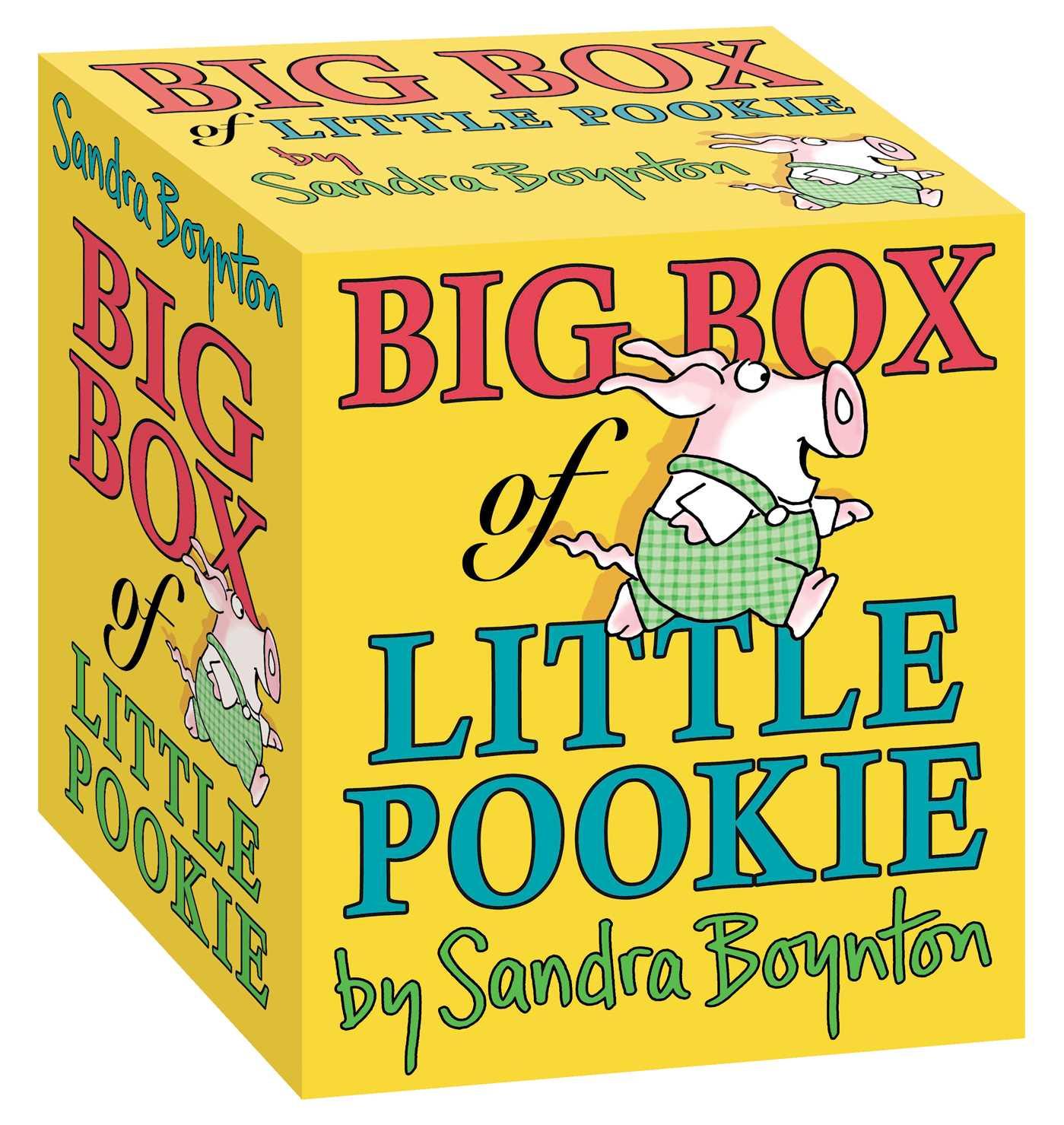 Big box of little pookie 9781534404779 hr