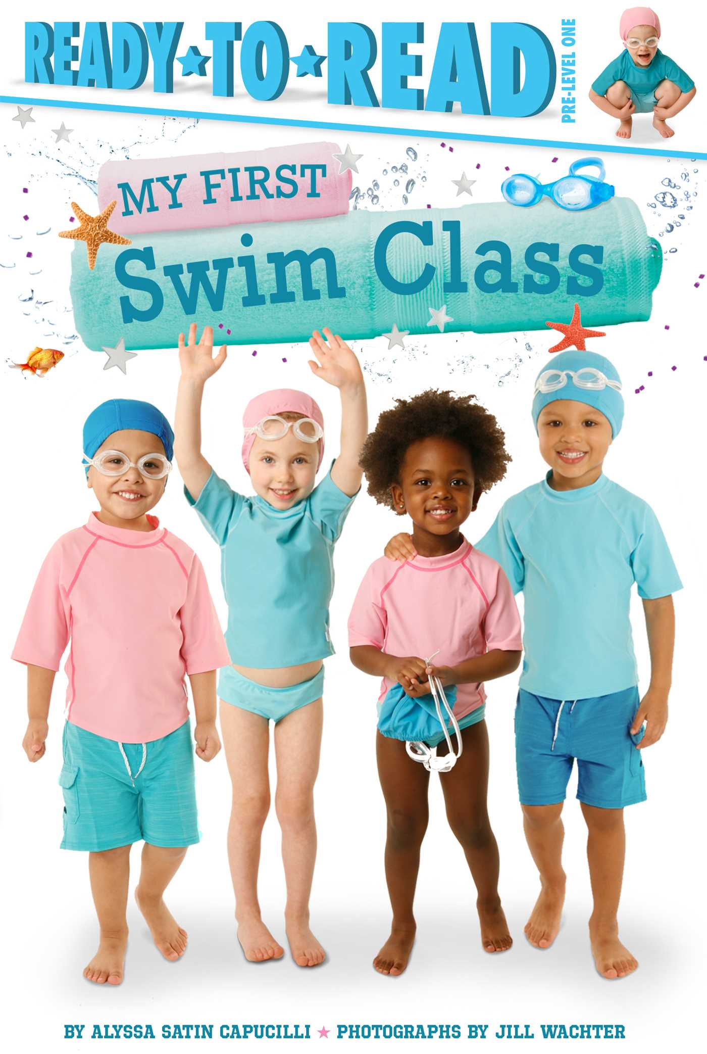 My first swim class 9781534404878 hr