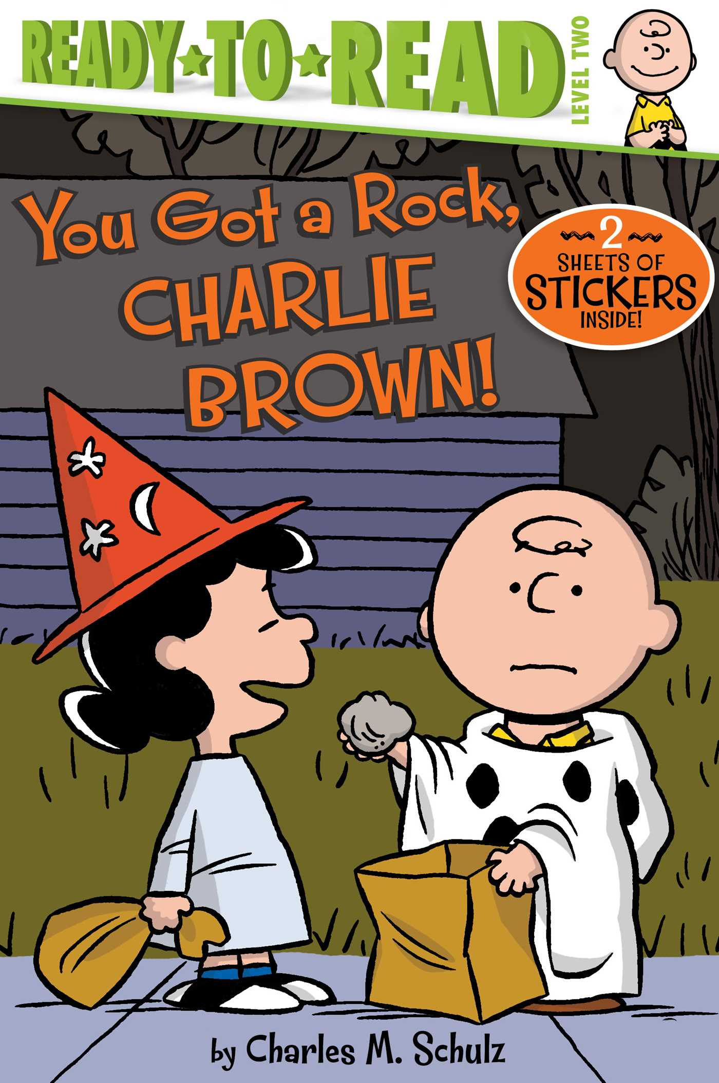 You got a rock charlie brown 9781534405011 hr