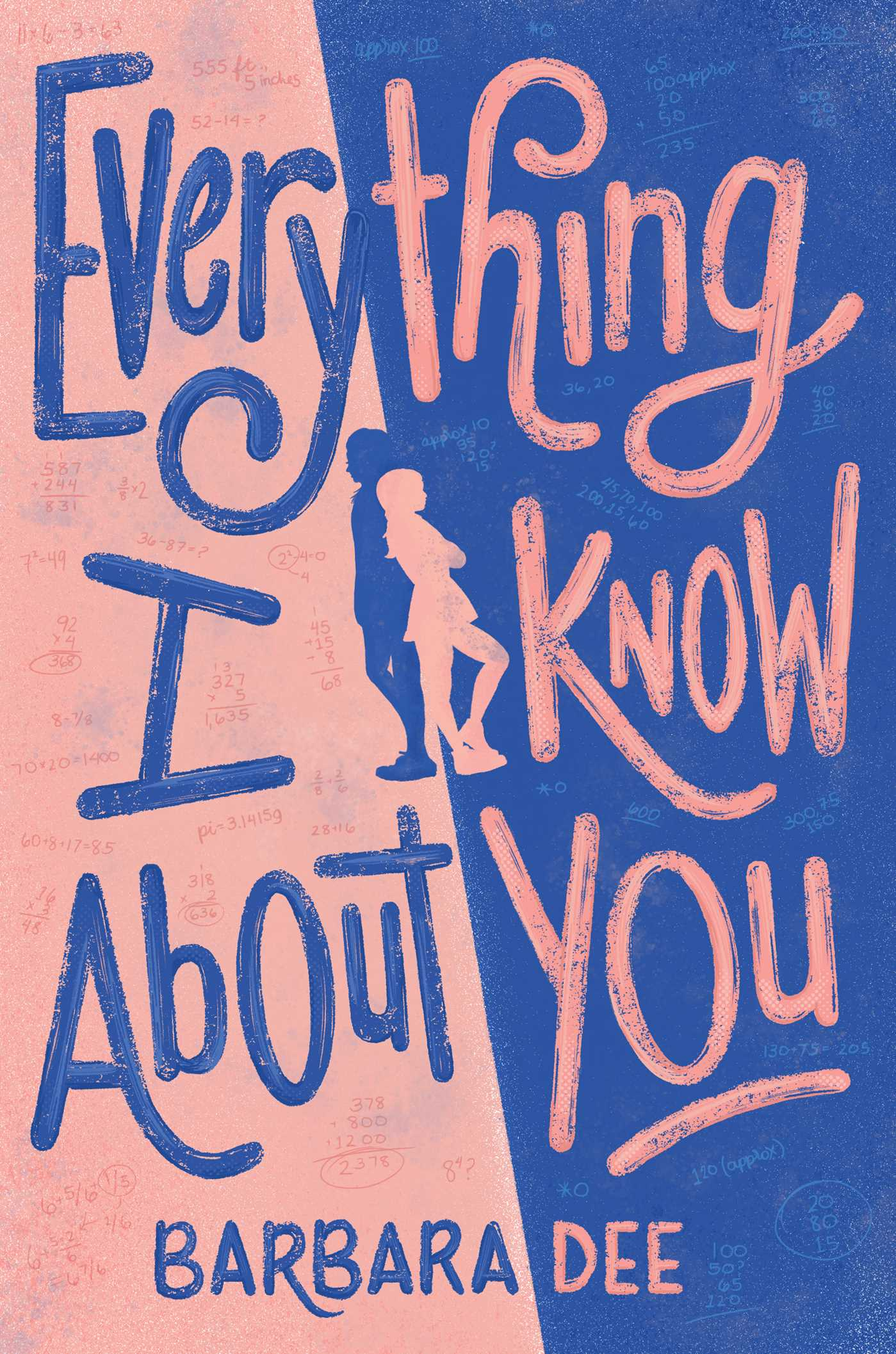 Everything i know about you 9781534405073 hr