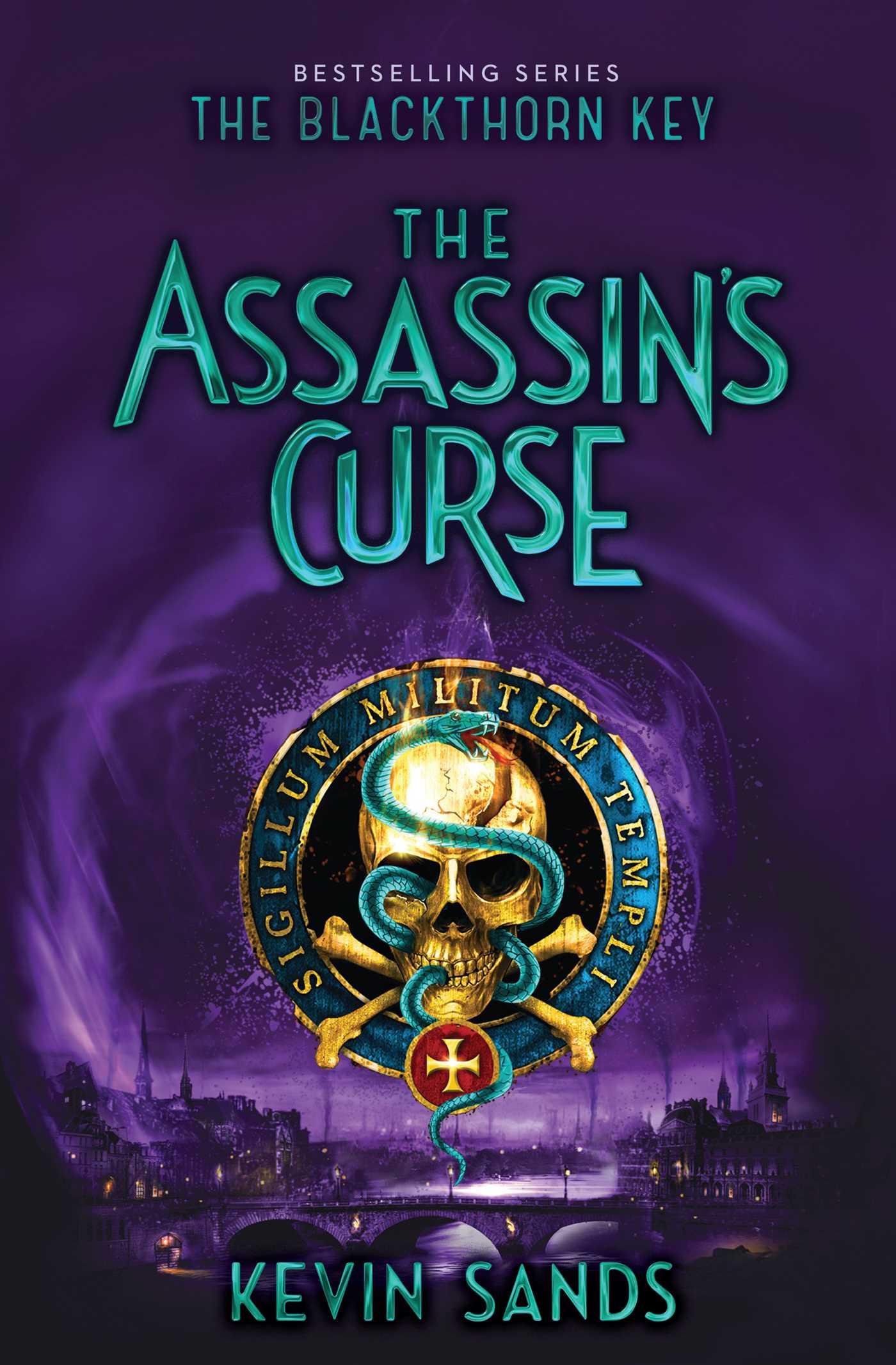 The assassins curse 9781534405233 hr