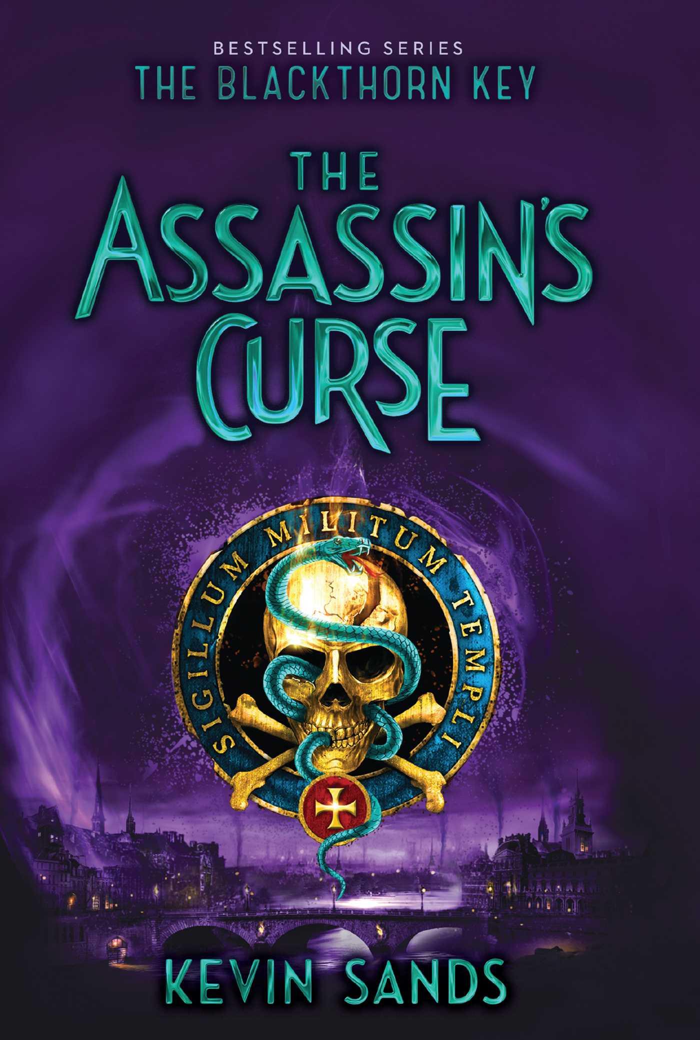 The assassins curse 9781534405240 hr
