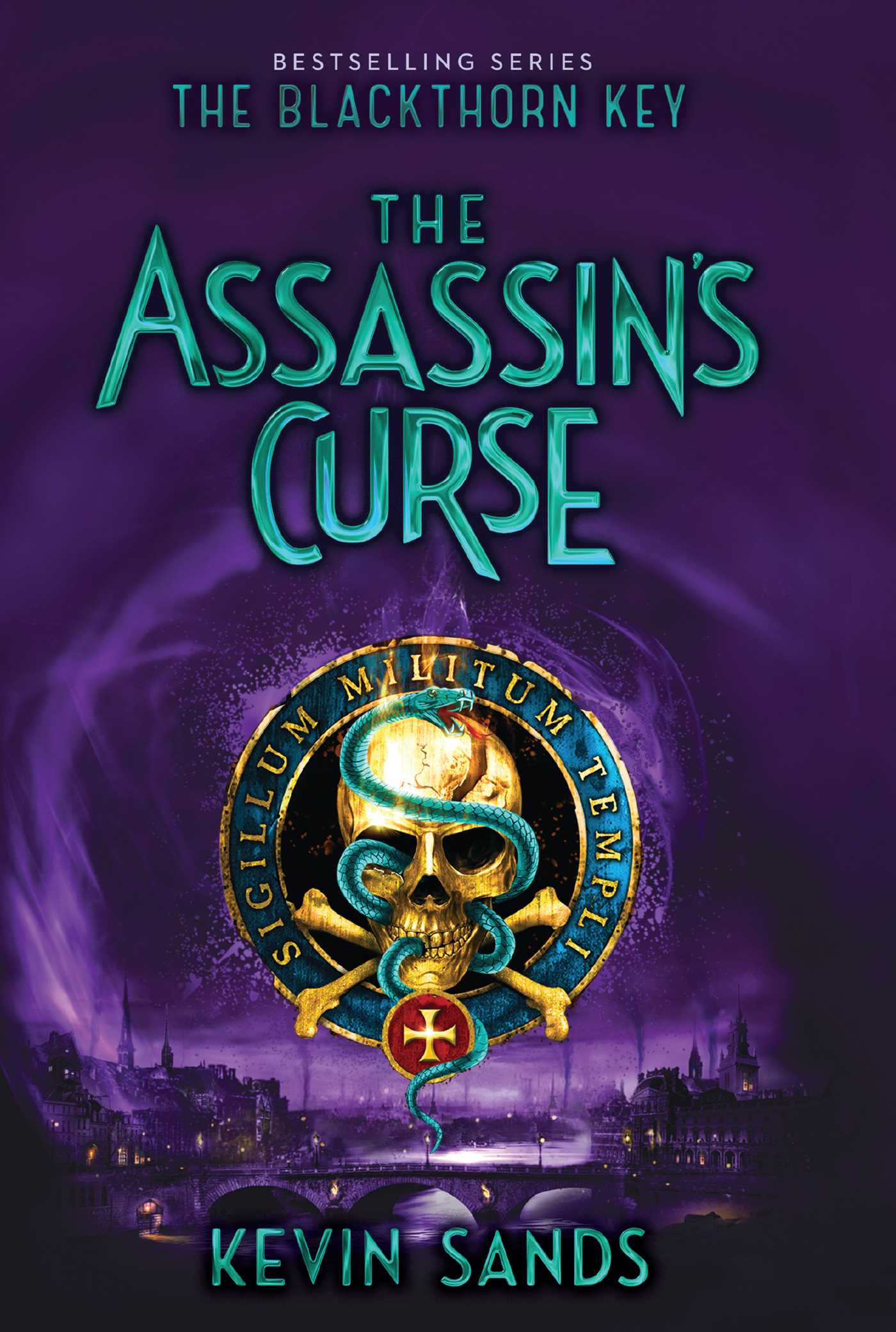 The assassins curse 9781534405257 hr