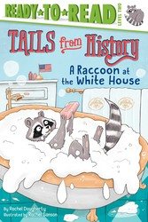 A Raccoon at the White House