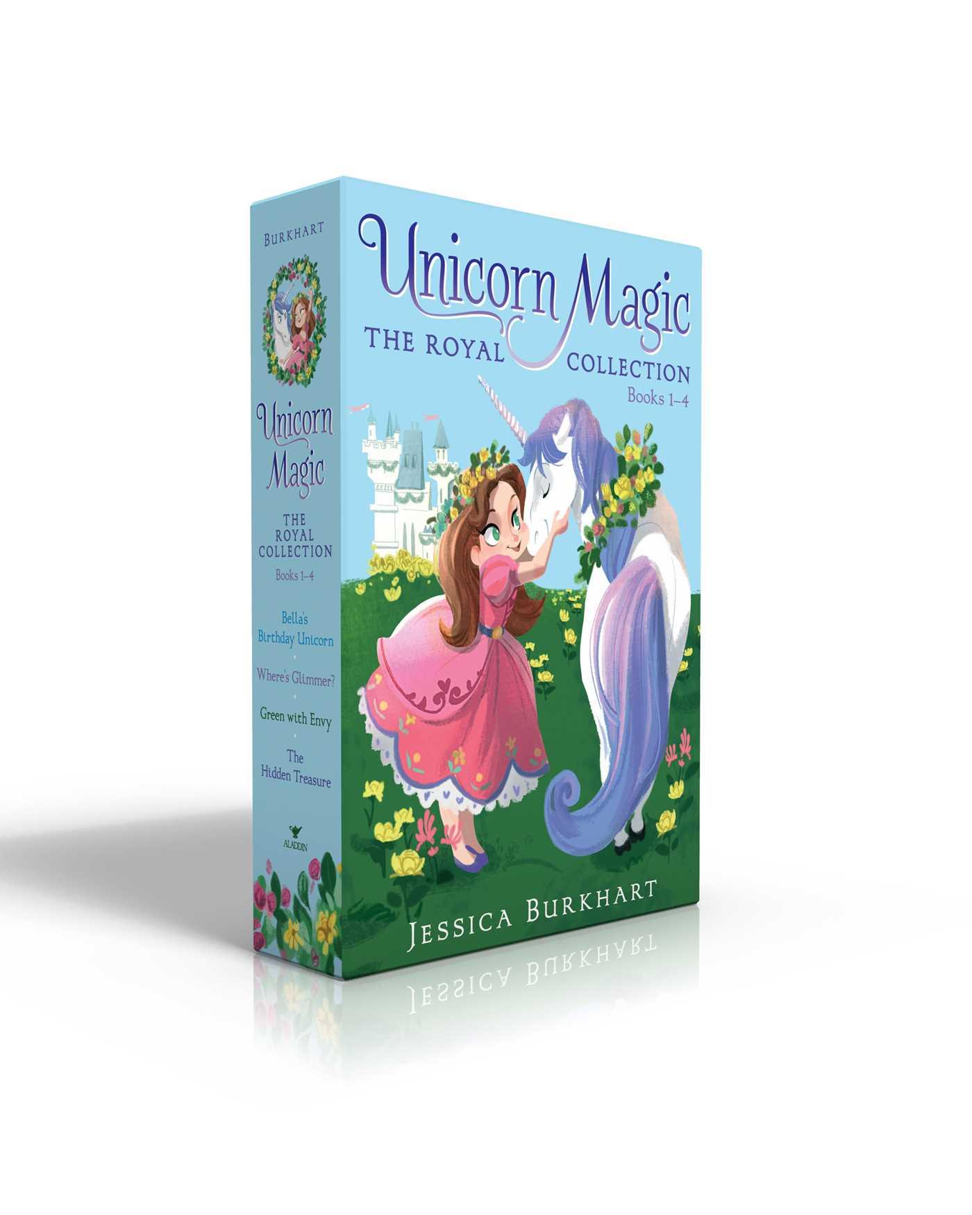 Unicorn magic the royal collection books 1 4 9781534406186 hr