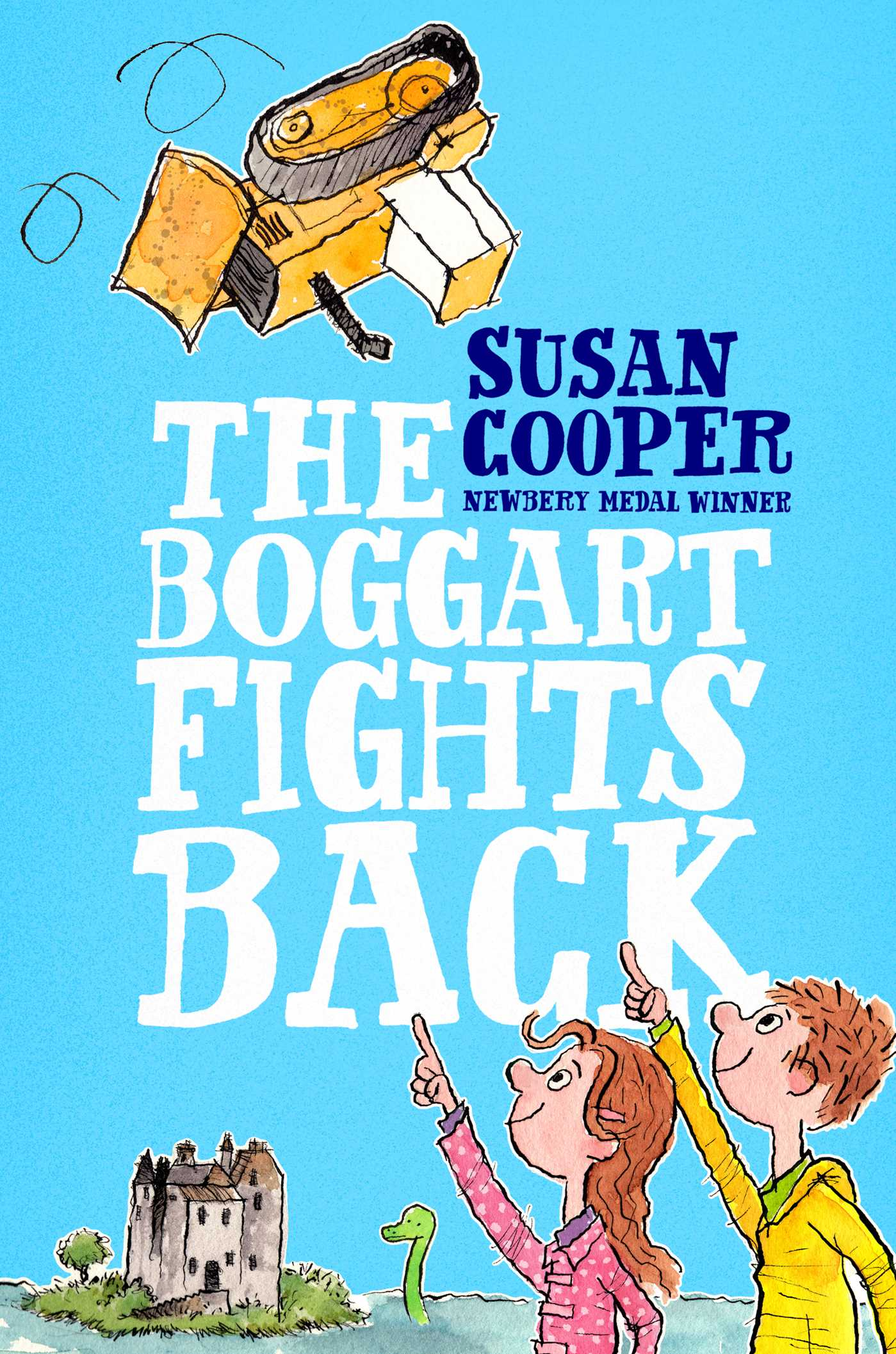 The boggart fights back 9781534406292 hr