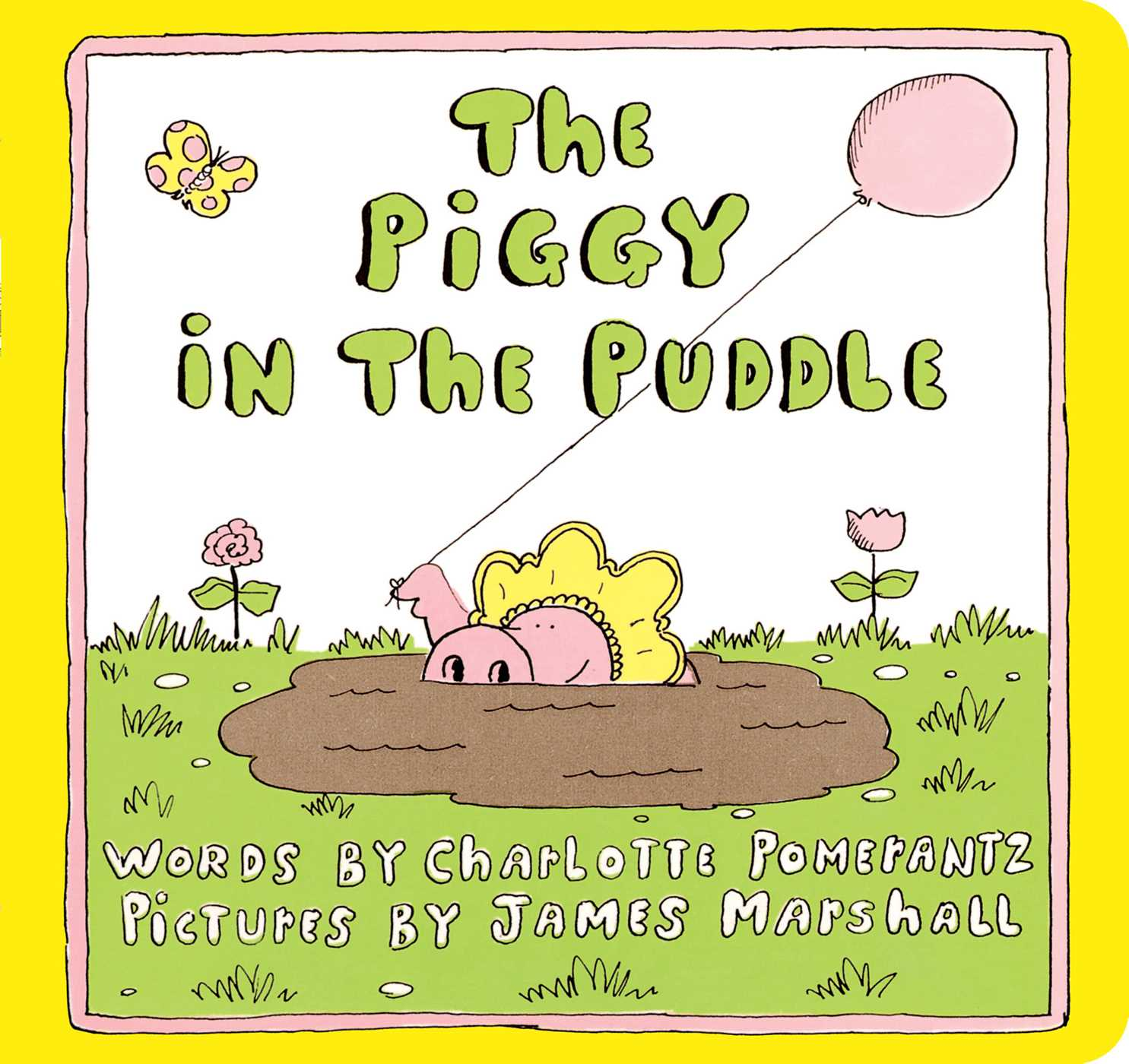The piggy in the puddle 9781534406612 hr