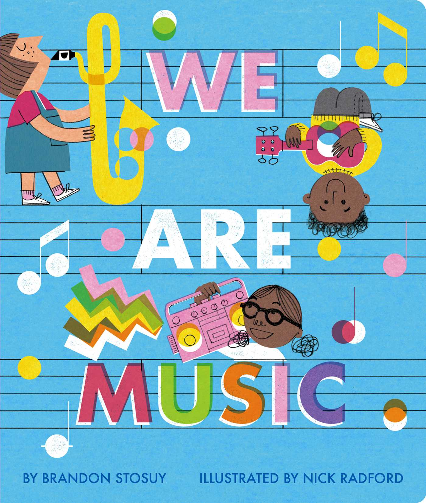 We are music 9781534409415 hr