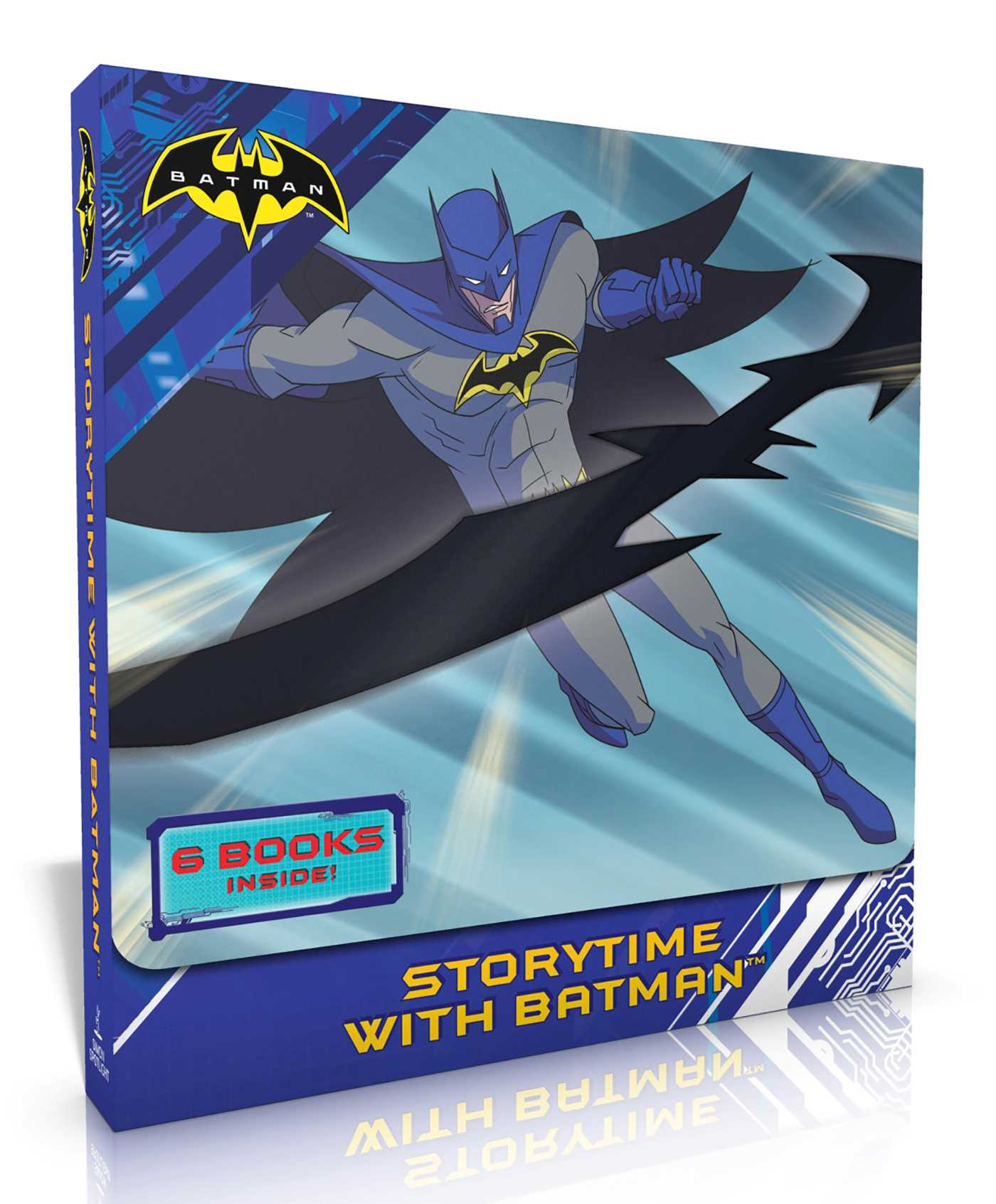 Storytime with batman 9781534409477 hr